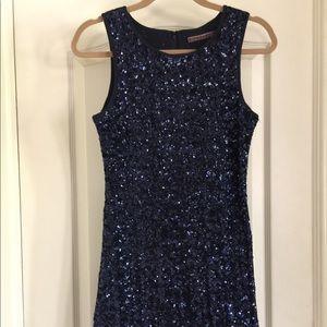 Velvet by Graham & Spencer sequin tank dress